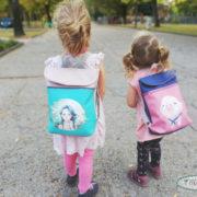 Tessy hátizsák - lány
