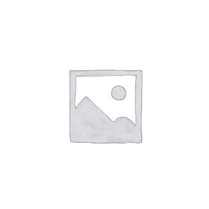 Kötött puff – ezüst