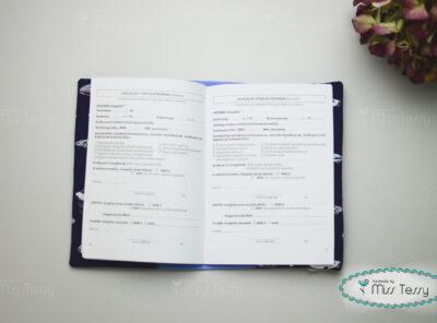Kiskönyv borító - egyéni kérés alapján